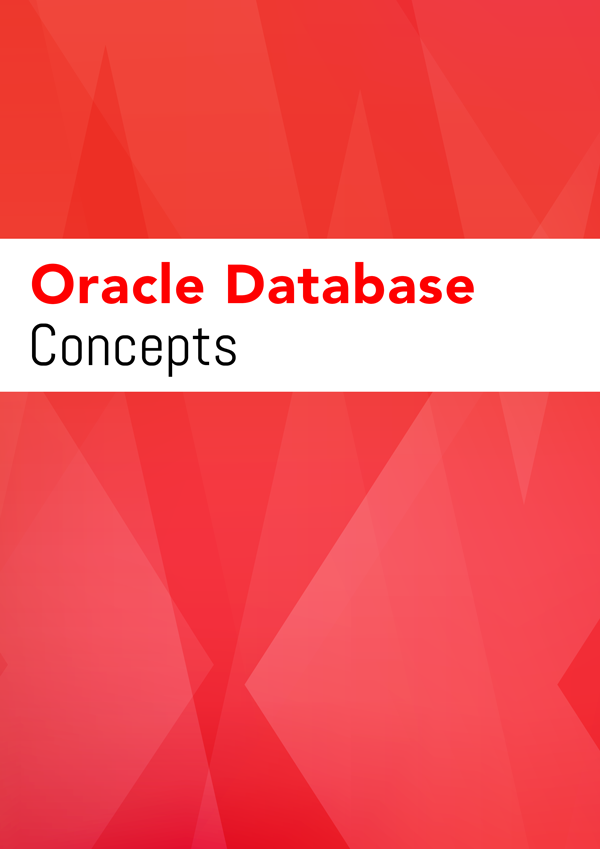 Oracle Database Concepts