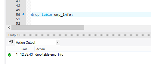 mssql how to create table via select