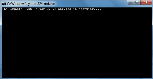 how to run apache as a service in windows 7