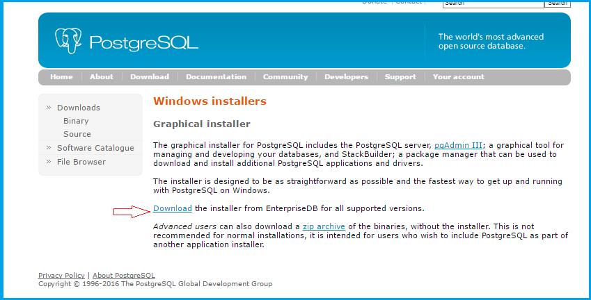 How To Install PostgreSQL 9 5